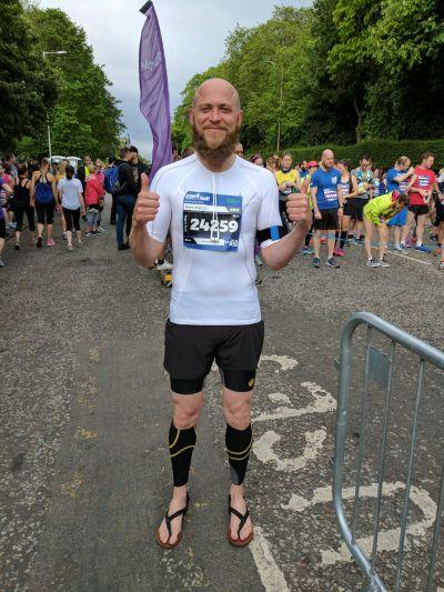 Endinbugh Half Marathon