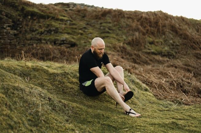 barefoot running, running, minimalist running, running sandals