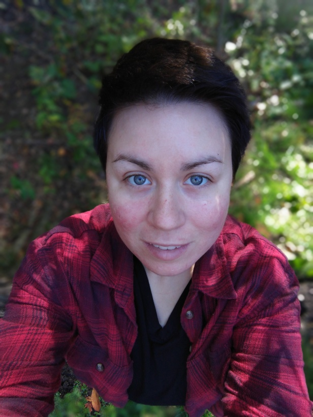 woodlandcara selfie